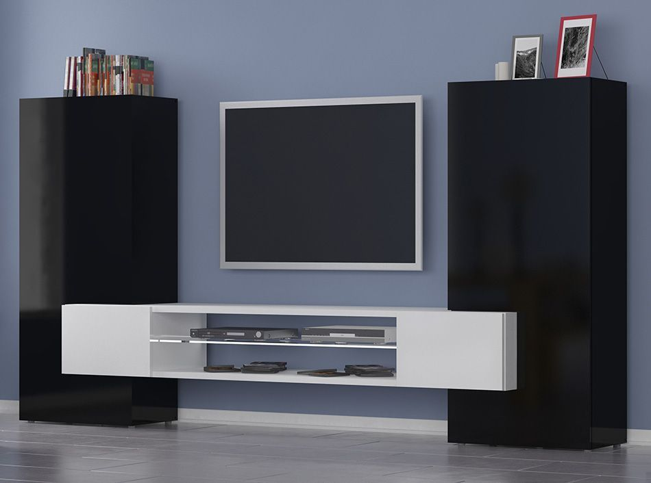15 Stylish Modern Tv Stand Ideas For Small Spaces Modern Tv