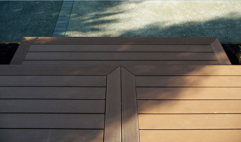 Composite Decking Discontinued For Sale Diy Deck Composite Decking Wpc Decking