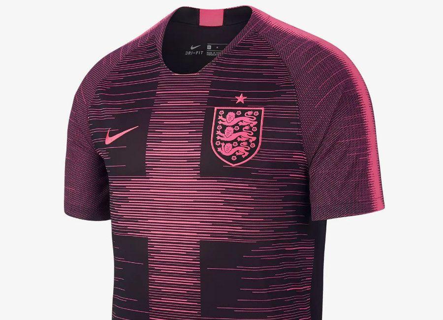 half off c2c19 f85a7 nikefootball #englishfootball Nike England 2018/19 Pre-Match ...
