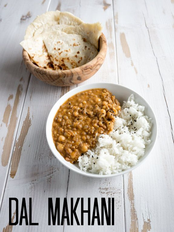 Dal makhani flavored lentils and chickpeas vegan pinterest vegan dal makhani indian dish with creamy lentils forumfinder Images