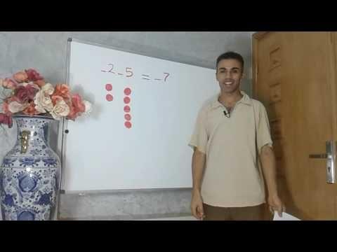 أذكى طريقة لحساب مجموع أو فرق عددين نسبيين Youtube Chef Jackets Math Ads