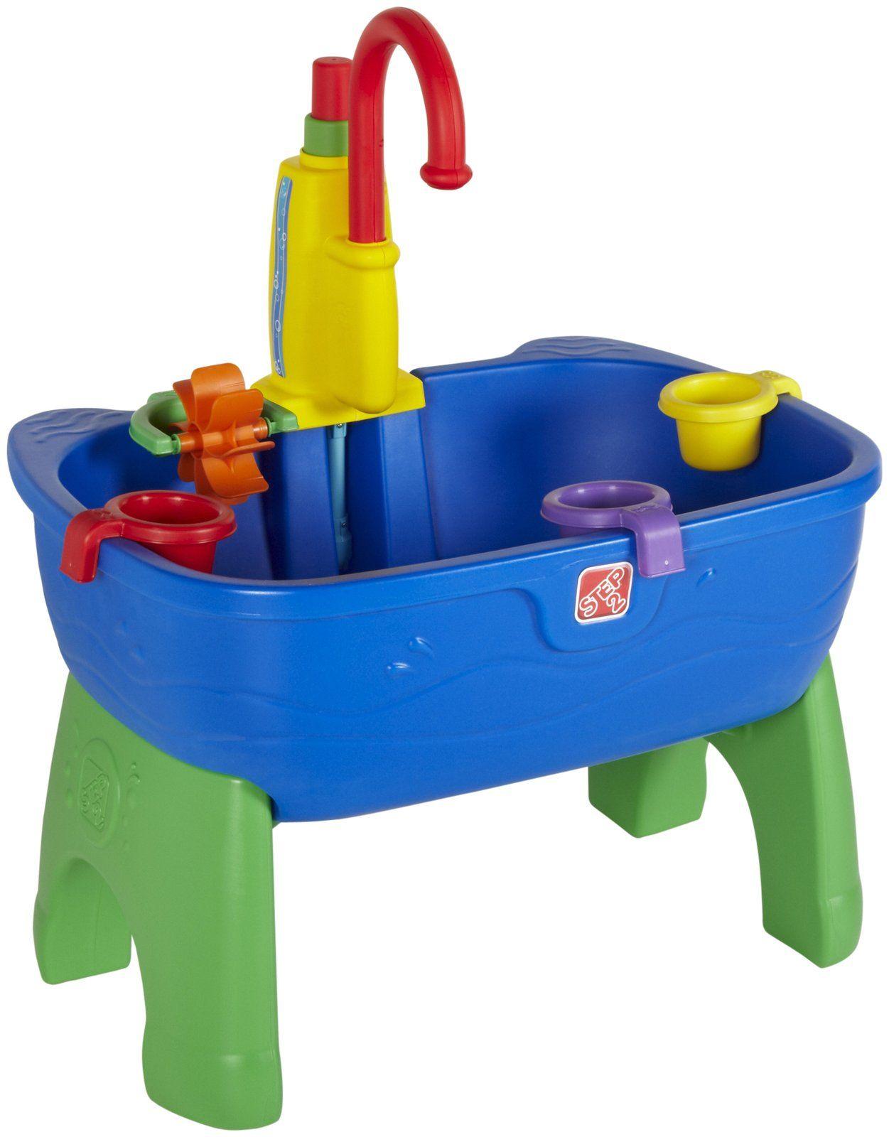 Step 2 Fun Flow Play Sink - Free Shipping | Kids | Pinterest | Flow ...