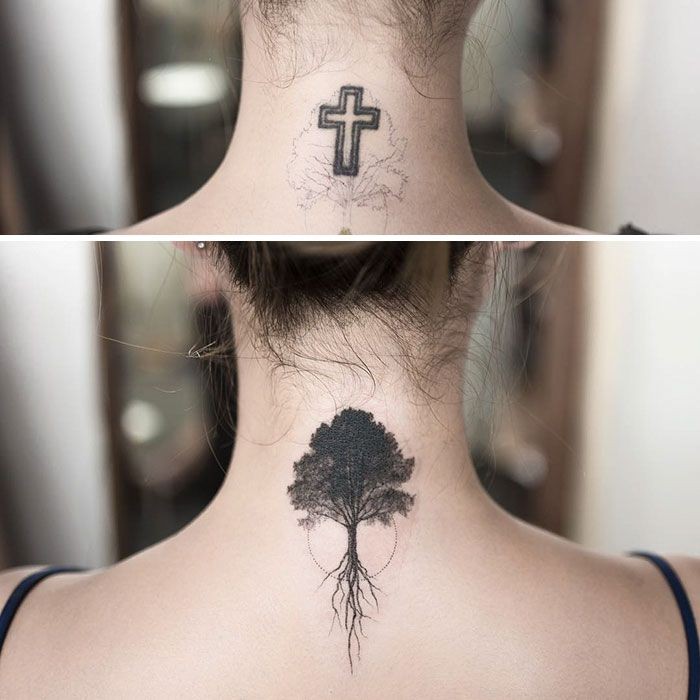 30 Beautiful Tattoos By South Korean Artist Hongdam You Will Love With Images Best Cover Up Tattoos Cover Tattoo Wrist Tattoo Cover Up