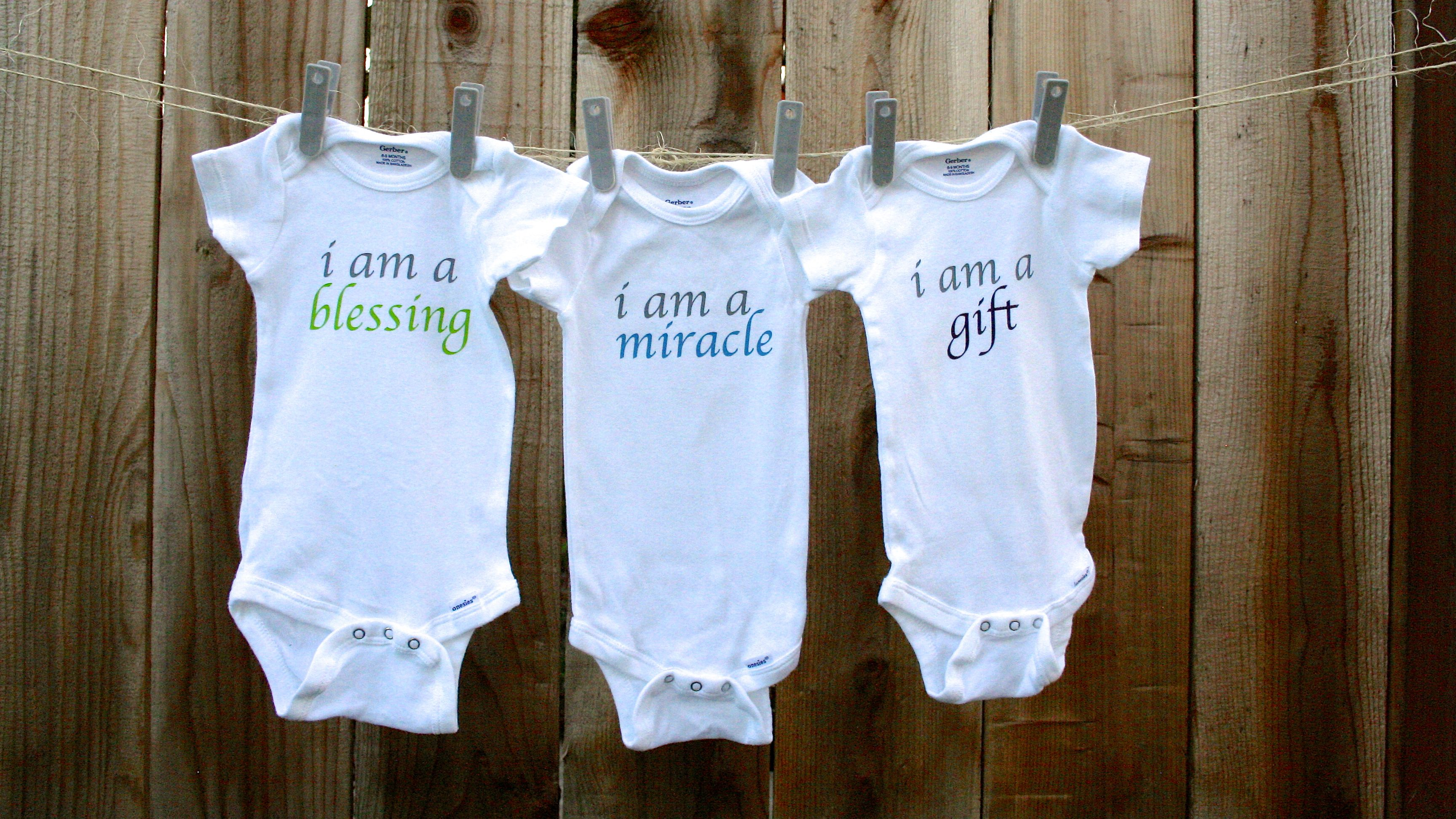 This cute 3pc set of onesies is the perfect gift for a new baby or personalized baby shower gift sets by jamieraeboutique negle Choice Image
