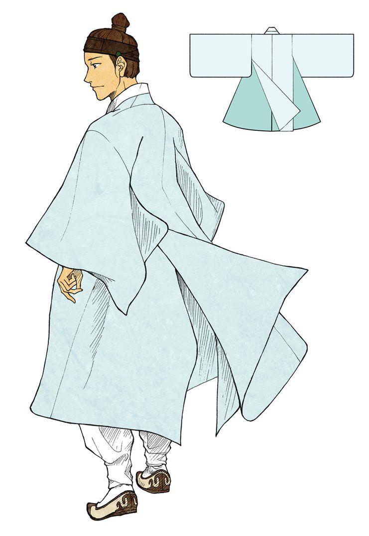 한복 | 선비 | kimoni | Pinterest