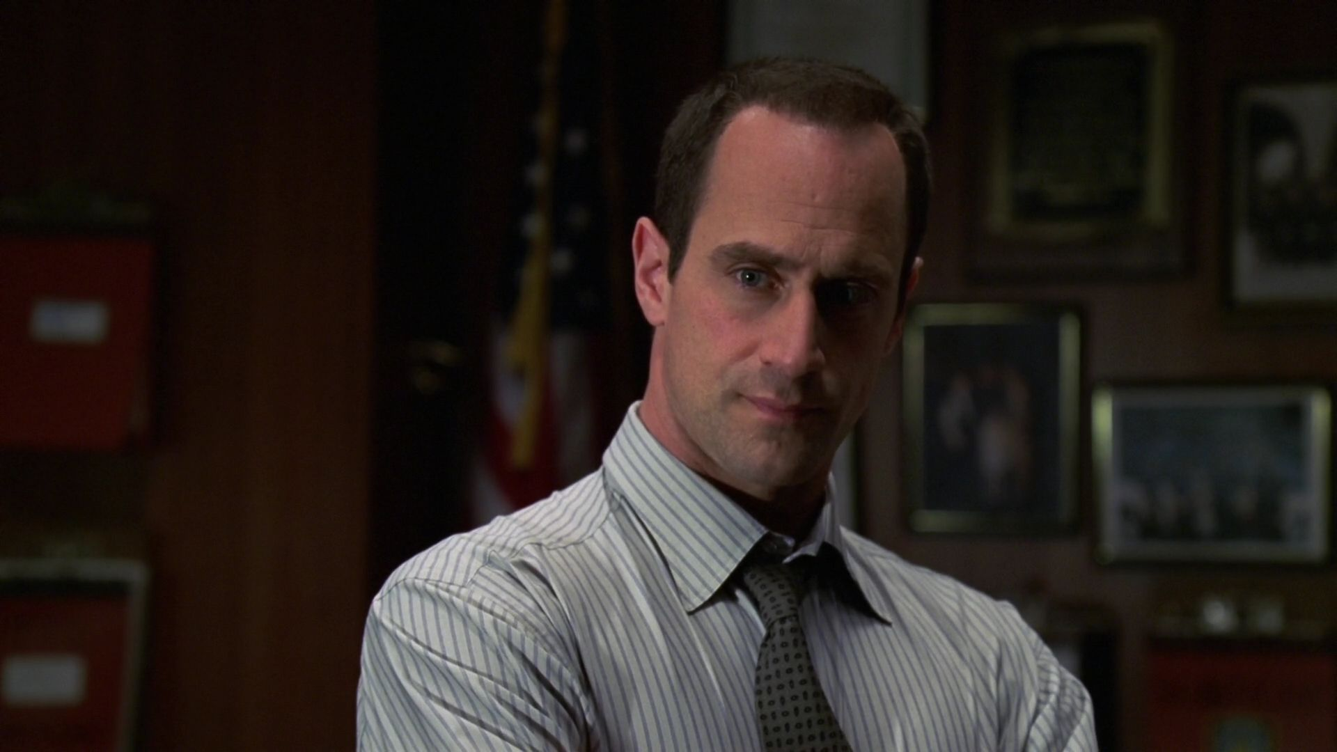 Detective Elliot Stabler Law And Order Svu Chris Meloni Special Victims Unit