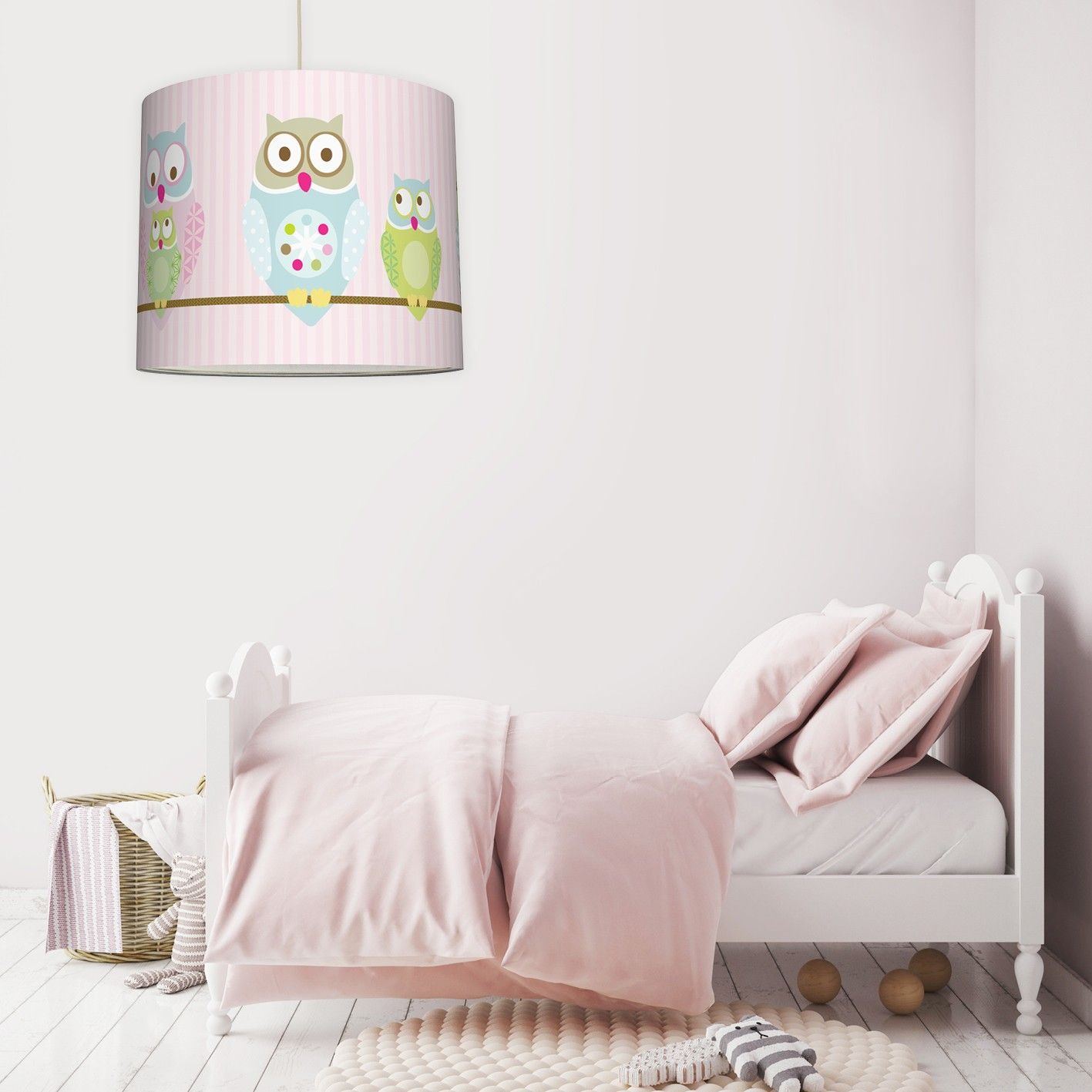 Anna Wand Lamp Shade Owls In Various Colours Available Made In Germany Kids Room Baby Room Nursery F In 2021 Kinder Zimmer Lampe Kinderzimmer Madchenzimmer