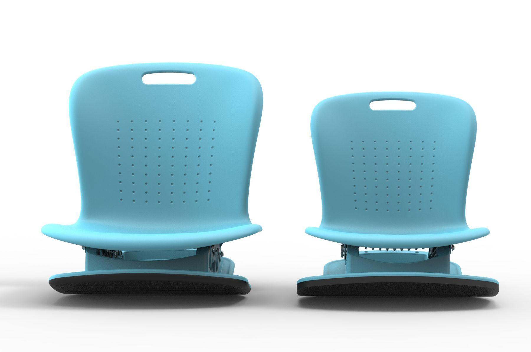 Virco S Sage Series Floor Rocker For A Flexible Seating Classroom