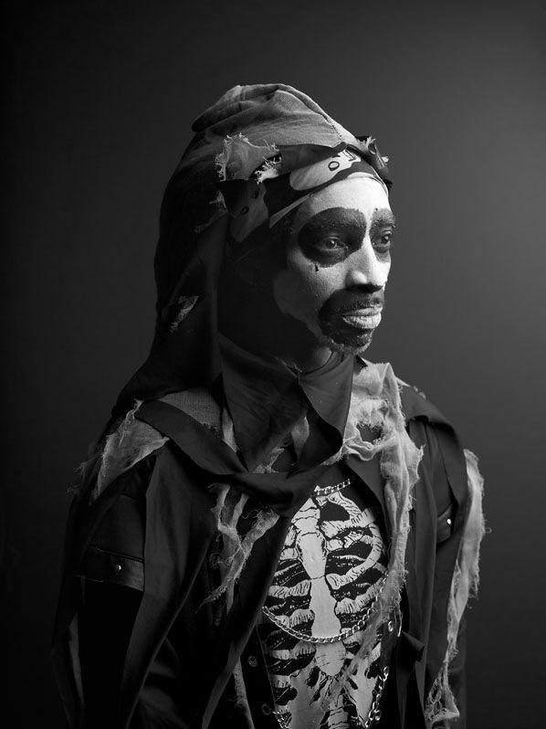 Halloween in Brooklyn by Joey L