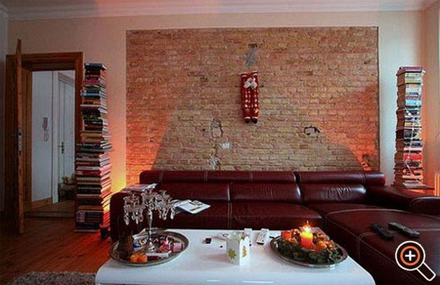 Moderne Wohnzimmer Einrichten - Ideen, Deko, Wandbilder & Tisch ... Deko Modern Living