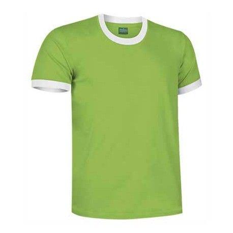 f82ad09d60 Camiseta divertida bicolor de corte clásico