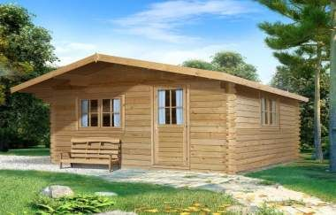 Low Devon Log Cabin Garden Office Log Cabins For Sale Free Delivery In England And Wales With Images Garden Log Cabins Garden Cabins Log Cabins For Sale