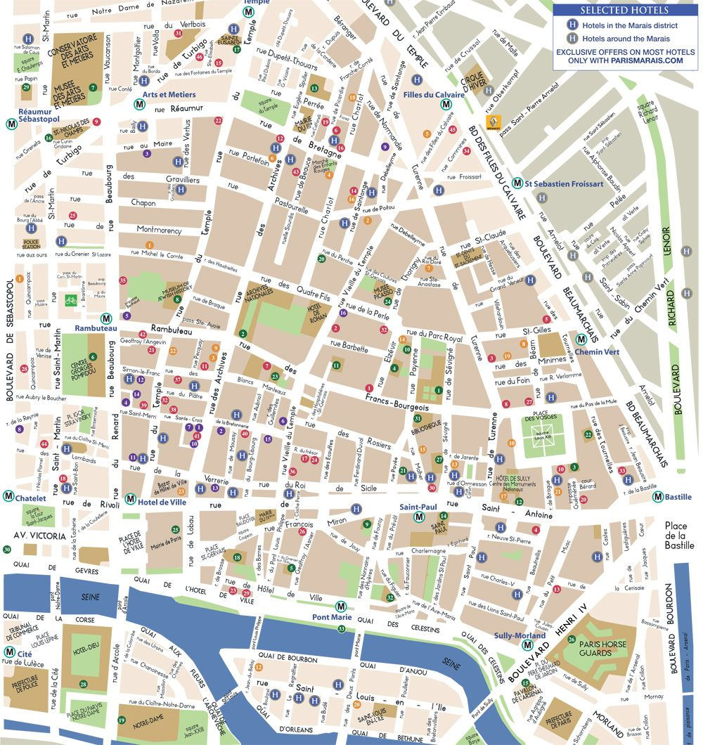 explore free maps map of paris and more