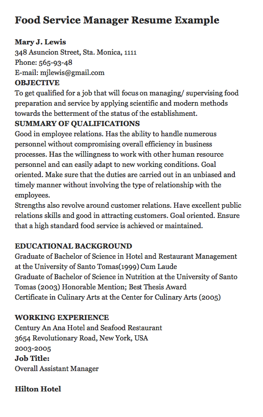 Charleene Closshey Resume Sample  HttpResumesdesignCom