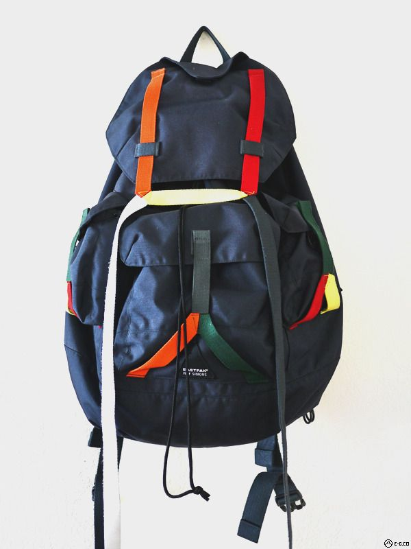 ecbb074c261 For all your day tripping essentials: Raf Simons x Eastpak - Backpack
