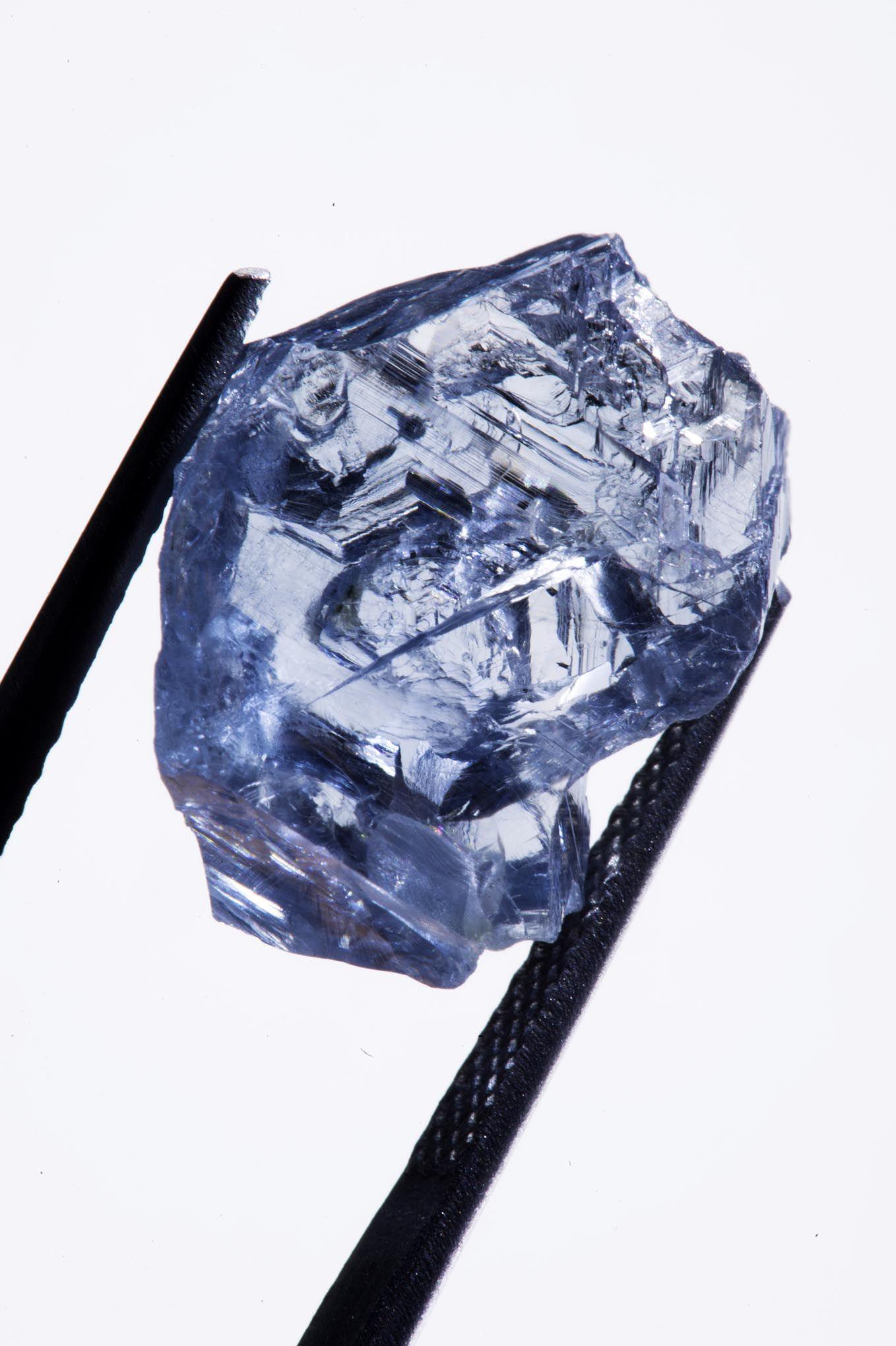 25 5 Carat Blue Diamond Found in South Africa