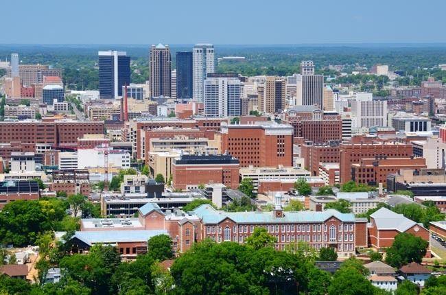 #Birmingham, Alabama has gone so far from its ...