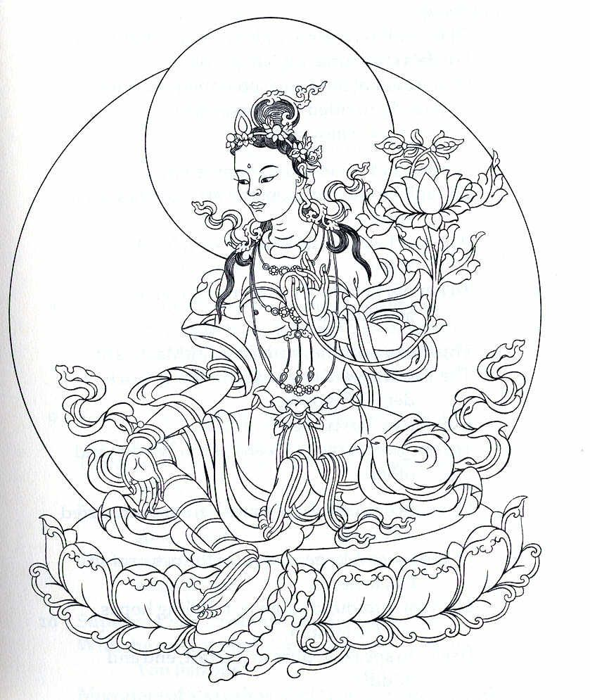 Drawing The Line Tattoos Tara Mccabe : Pin by lori scarmardo on kwan yin pinterest tantra