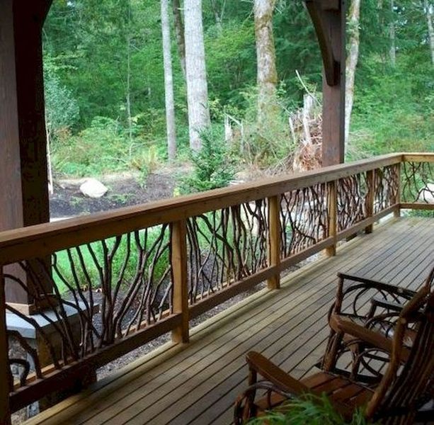 15 Deck Railing Ideas To Inspire For Your Home Porch