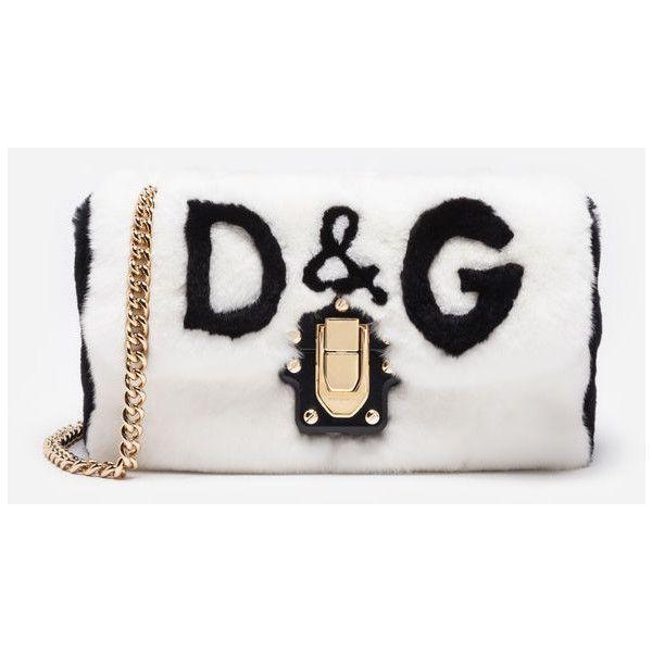 Dolce   Gabbana Fur Lucia Bag ( 4 ad7ecf8ba38ef