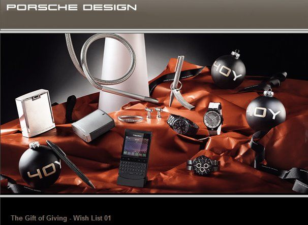 Porsche Design 12 Days Of Christmas For Porsche Lovers Porsche Design 12 Days Of Christmas Design