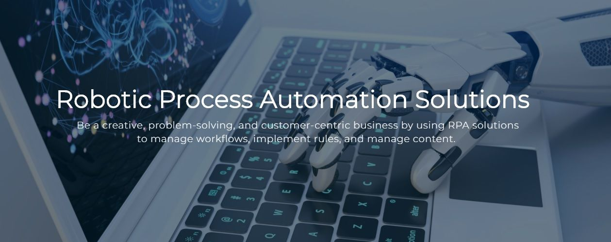 Advanced Rpa Solutions Focus Is On Roi Employee Management Insights Discovery Case Management