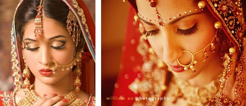 Indian Nose Ring Bride Indian Nose Ring Indian Wedding Rings Indian Wedding Jewelry