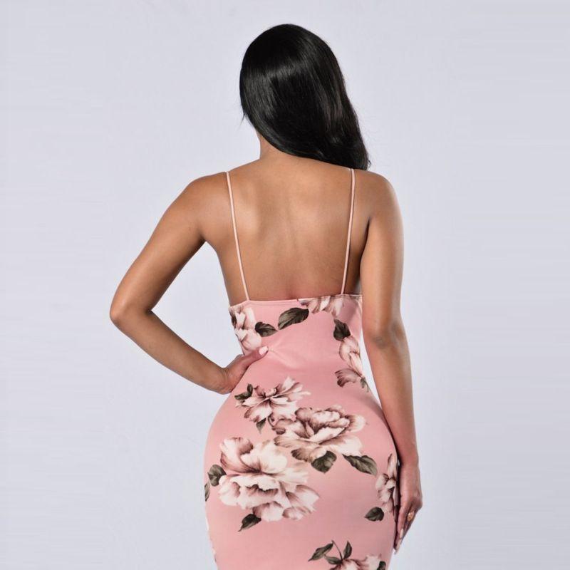 5dcb5c845c4 Sexy Women's Summer Slim Bandage Bodycon Evening Party Cocktail Short Mini  Dress