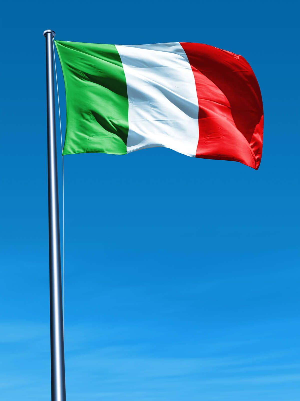 Italy S Flag Italy Flag Italy Italy Information
