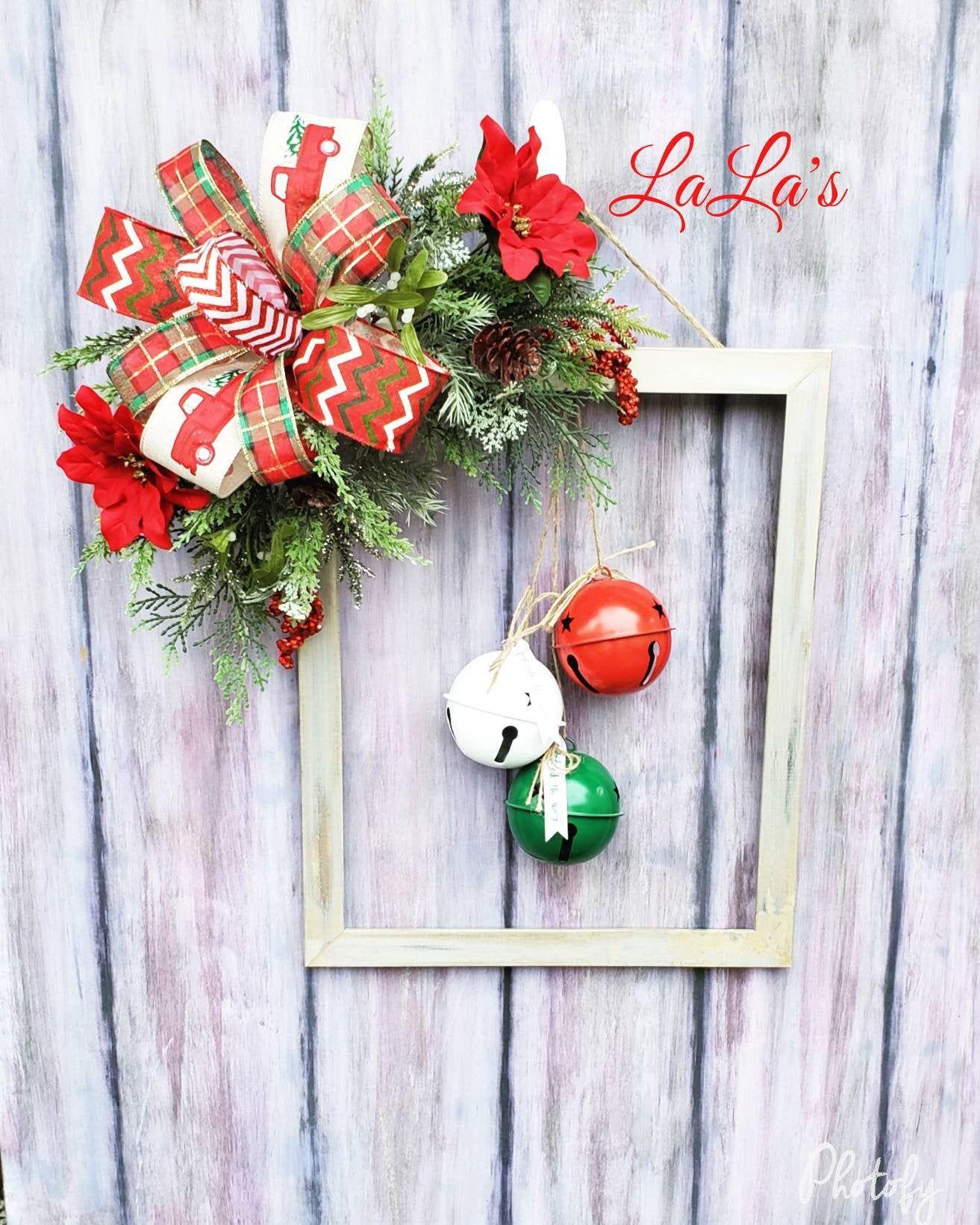 Christmas Decoration Rustic Farmhouse Christmas Picture
