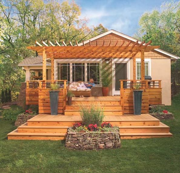 Dream Deck Plans | Decking, Garden and Yards