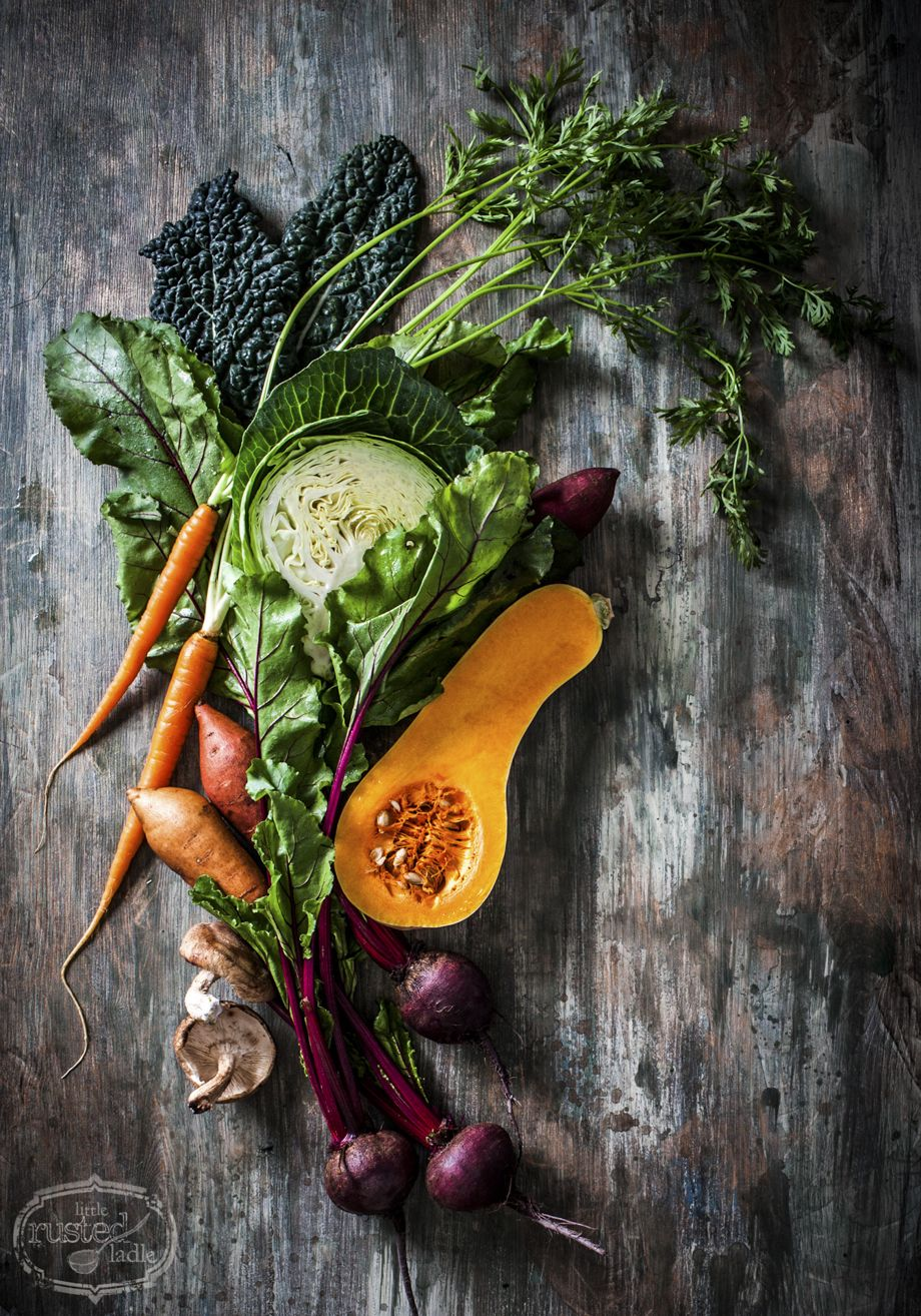 Healthy Detox Vegetable Soup | www.littlerustedladle.com | #foodphotography #foodstyling #soup
