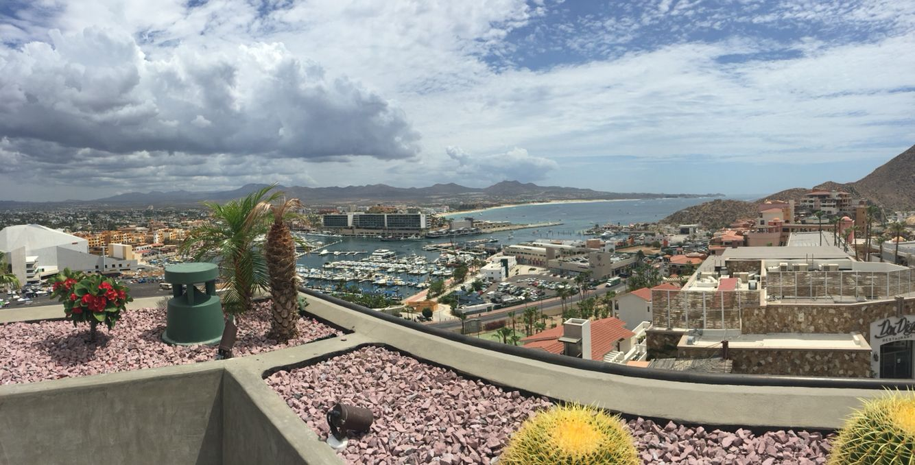 Sandos Finisterra has some of the best views in all of Cabo San Lucas!