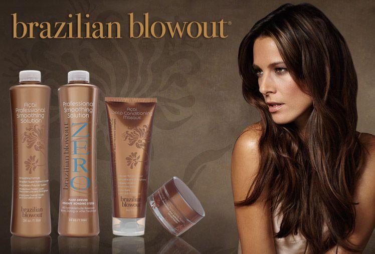 Brazilian Blowout Brazilian Blowout Smoothing Treatment Hair Smoothing Treatment