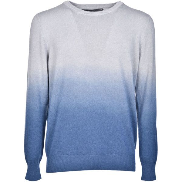 The Elder Statesman Cashmere Sweater ($665) ❤ liked on Polyvore ...