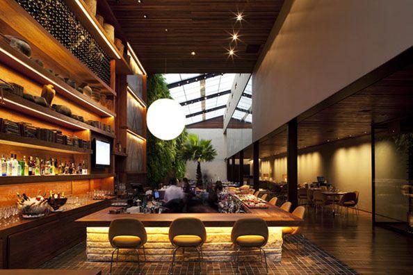Bar Lounge Restaurant Design Awards KAA, São Paulo, Brazil Image