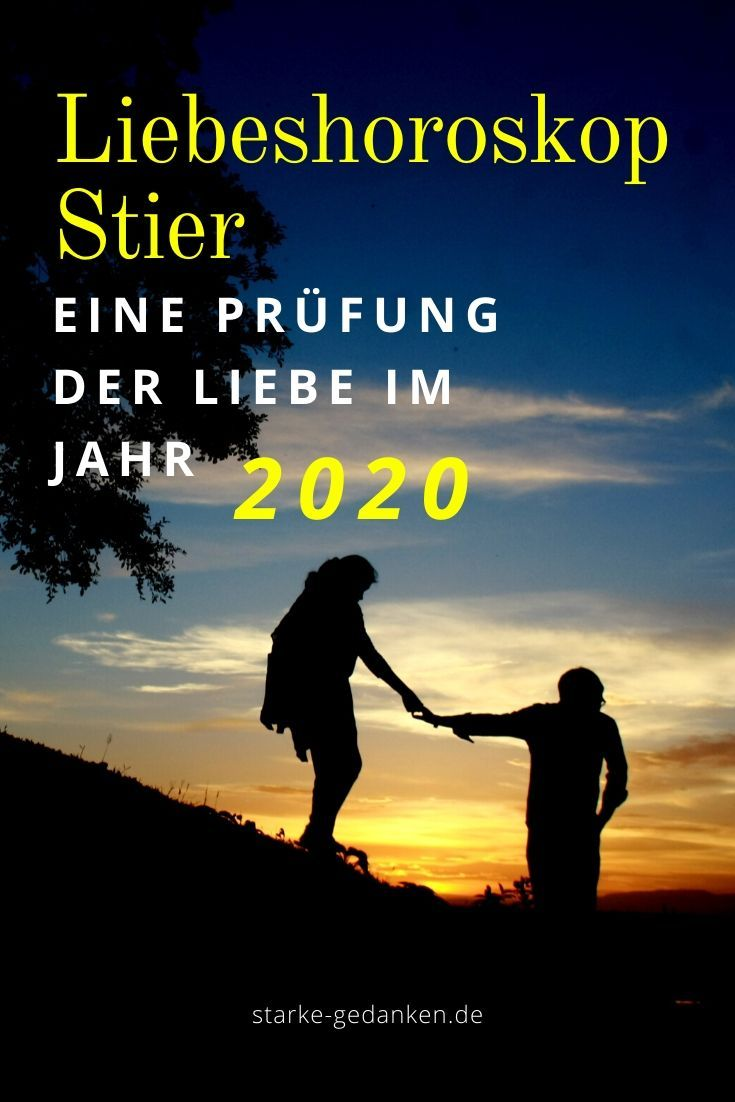 Jahreshoroskop 2020 zwilling frau single
