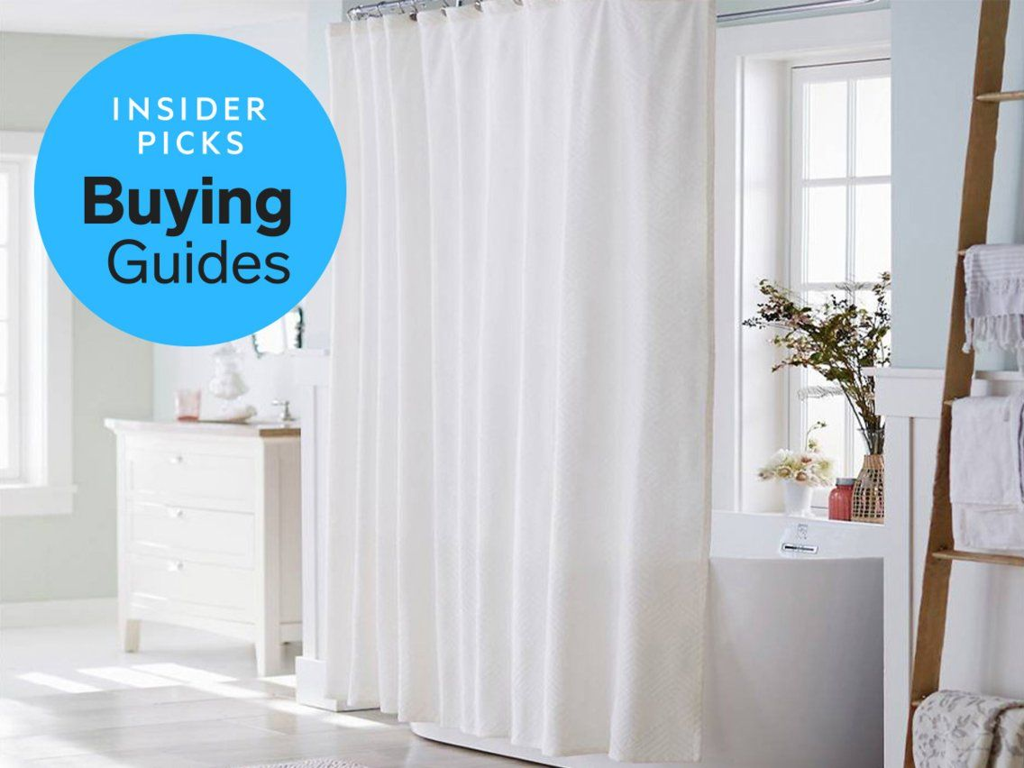 The Best Shower Curtain Liners You Can Buy Cool Shower Curtains