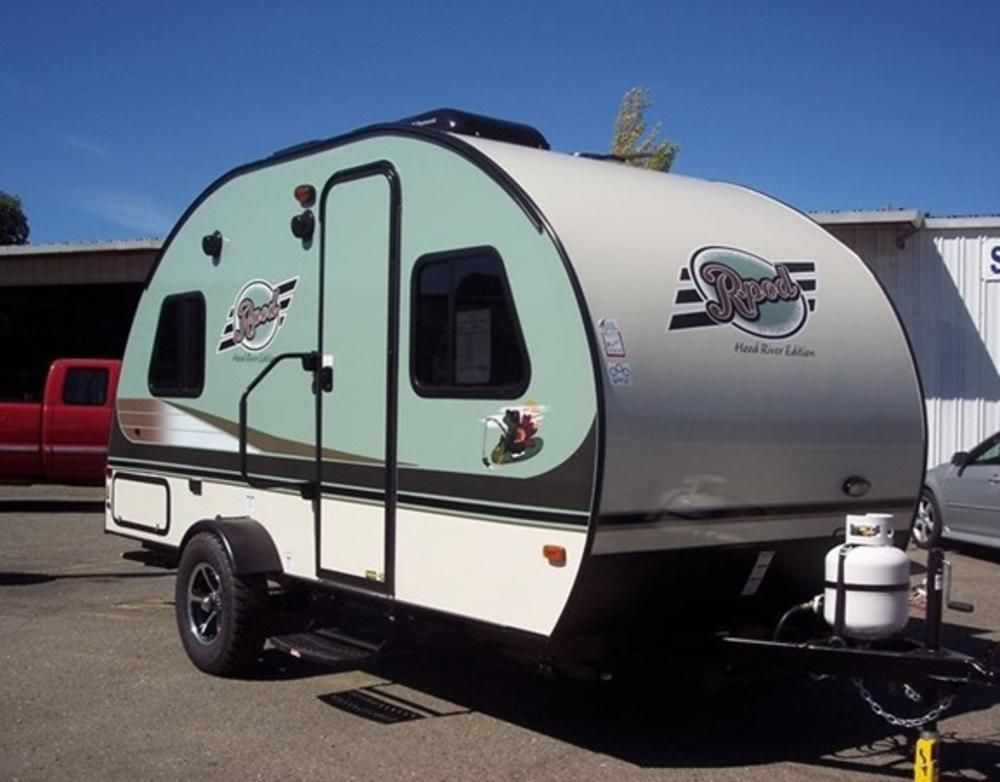 New 2016 Forest River R Pod 177 Travel Trailer For Sale 1227820