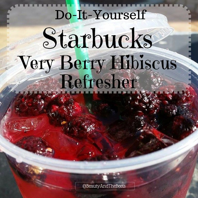 Diystarbucks strawberry acai refresher recipe very