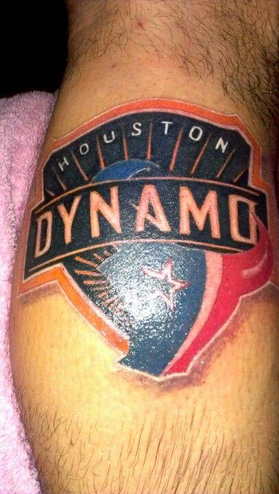 The Love For Houston Dynamo Astros Texans Tattoos