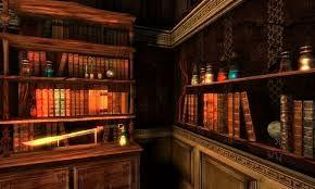 Image result for fantasy bookshelf 3d model Bookshelves