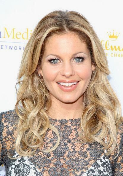 Candace Cameron Bure #candacecameronburehairstyles