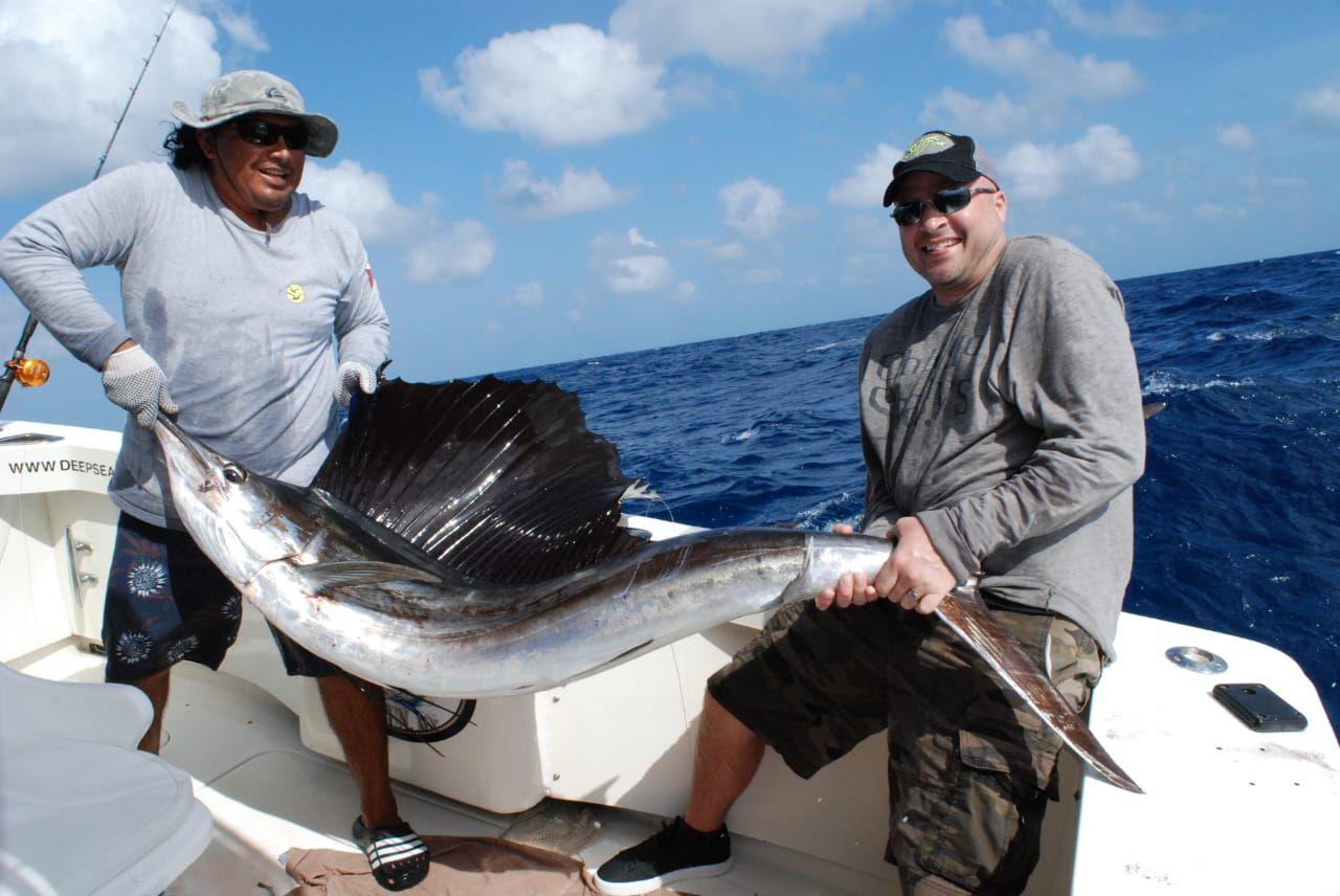 Deep Sea Fishing Cancun Sport Fishing Sea Fishing Deep Sea Fishing