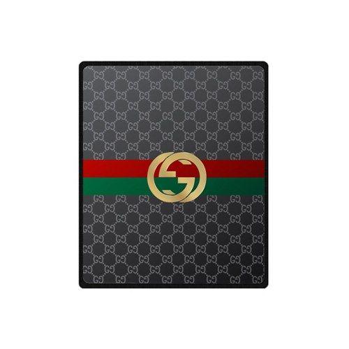"Hot Gucci Design Custom Fleece Blanket - 40"" x 50"""