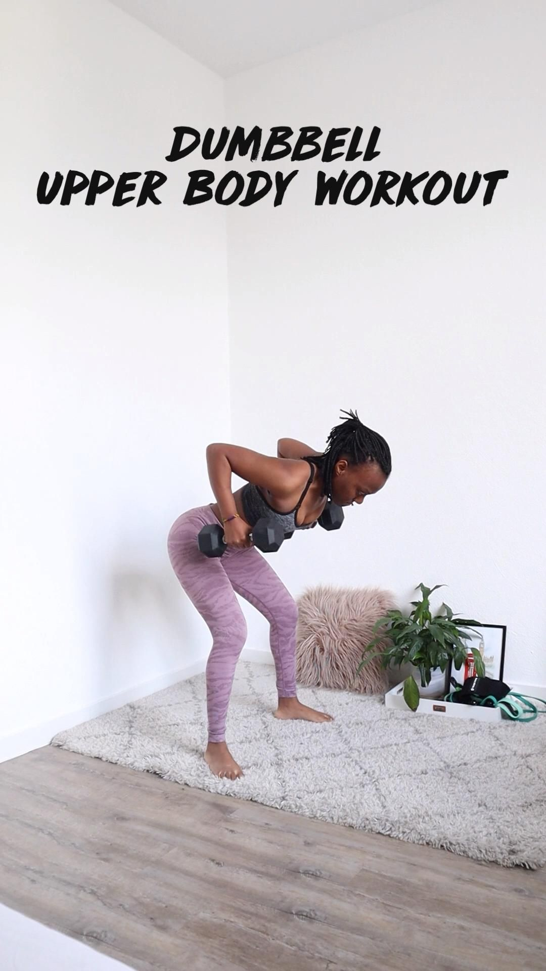 Dumbbell  Upper Body Workout