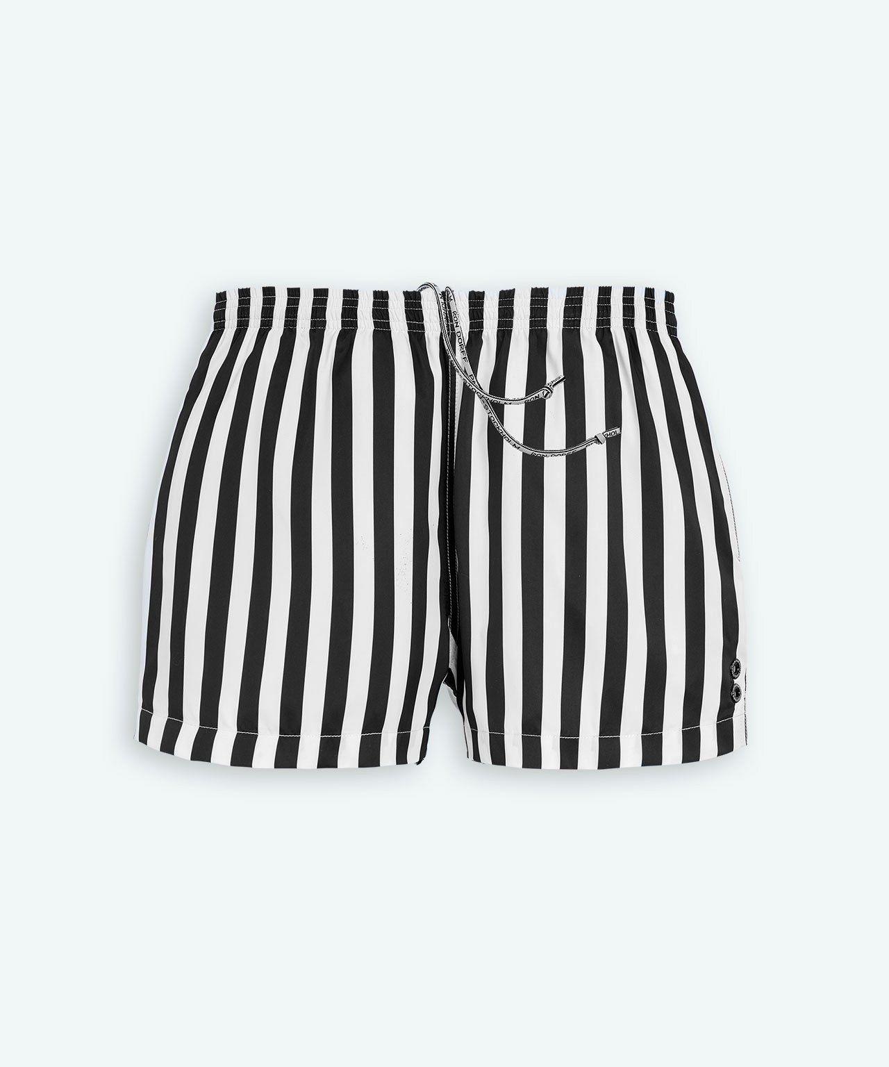 0d56c4a98ee9 Swim Shorts Vertical Stripes | Clothes | Swim shorts, Vertical ...