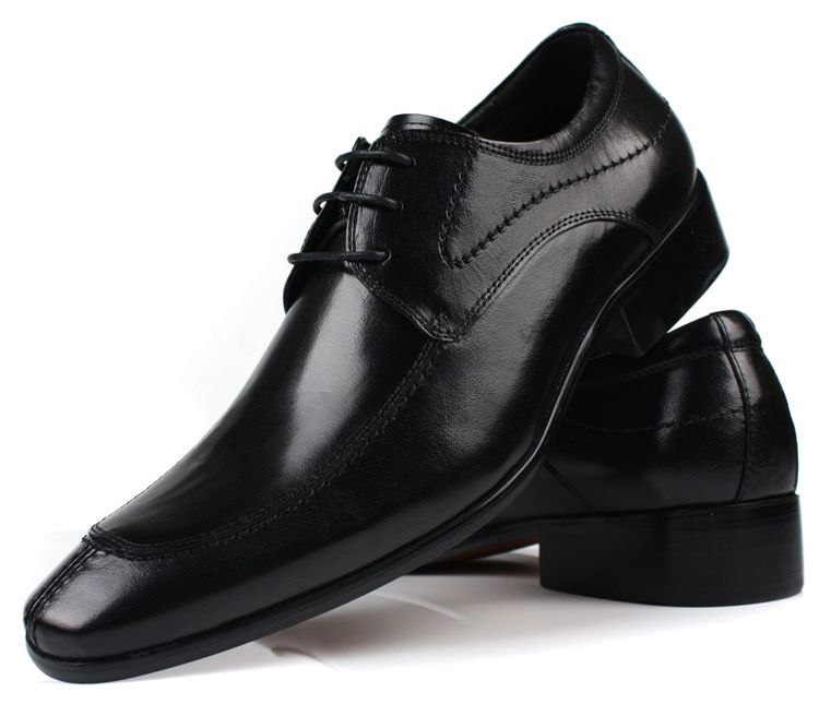Large Size Eur 46 Black Brown Luxury Mens Dress Shoes Wedding Genuine Leather Casual