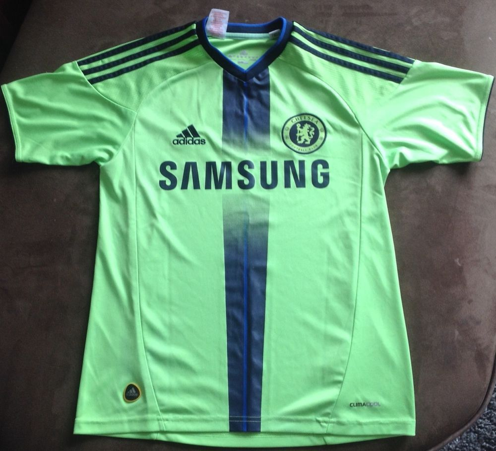 559faf2d7 Kids Adidas Football Top - Chelsea Age 13-14 Years