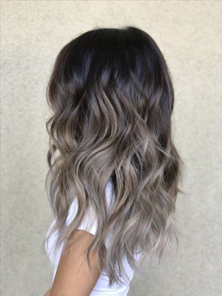 23  Ideas for hair color cenizo balayage -   10 hair Balayage cenizo ideas